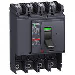 Прекъсвач без защита Compact NSX400H 4P, 70 kA