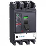 Автоматичен прекъсвач, лят корпус NSX400 Micrologic 2.3 (LSoI защита), 250 A, 3P/3d, F