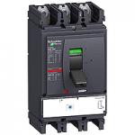 Автоматичен прекъсвач, лят корпус NSX400 Micrologic 1.3M (I защита за мотори), 320 A, 3P/3d, F