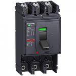 Прекъсвач без защита Compact NSX630F 3P, 36 kA