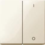 Капак, сериен механизъм, с обозначение 0 / I, Бяло