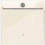 Капак за ключ-карта, Бяло