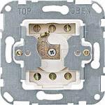 Механизъм за ключ/бутон за секретна  ключалка за ролетни щори, двуполюсен