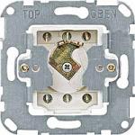 Механизъм за девиаторен превключвател, задействан от ключ за DIN цилиндрични  Ключалки