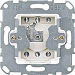 Механизъм за бутон за секретна ключалка  за управление на ролетна щора, двуполюсен