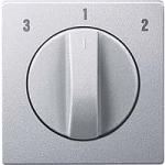 Капак на ротативен ключ за вентилатор, Алуминий