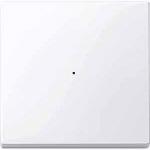 Безжичен бутон CONNECT, едномодулен, Активно бяло
