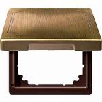 Междинна рамка с капаче, Месинг