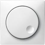 Капак за ротативен димер, Полярно бял