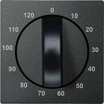 Капак на времеви ключ, 120 мин., Антрацит