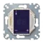 Капак за електронен термостат, Бял