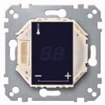 Капак за електронен термостат, Антрацит