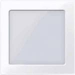 Капак с прозорче, Активно бяло