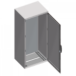 Моноблок шкаф с монтажна плоча Special SM, 2000x800x600, 1 непрозрачна врата