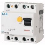 Дефектнотокова защита PF6, 4P, 40 A, 300 mA, AC