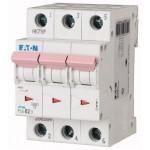 Миниатюрен автоматичен прекъсвач PL6, 3P, 6A, 6kA, C