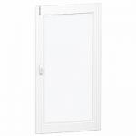 Прозрачна врата с възможност за персонализиране за табла за вграден и открит монтаж 6 x 24, кристал