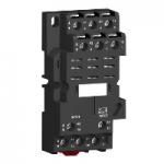 Цокъл RPM, Смесена подредба, Винтово свързване, 250 V за реле с 3 З/О