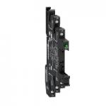 Цокъл със защитна верига RSL 12/24 V AC/DC с Винтово свързване