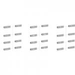 Комплект от символи за 24 сценария, Алуминий