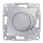 Ротативен бутонен димер RL, 230 V, 60-500 VA, девиатор, Алуминий