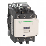 Contactor TeSys D, 3P(3 N/O) 380V AC 50 Hz, 95A