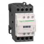 Контактор TeSys D, 4P(4 N/O) 24V DC, 32A