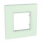 Единична рамка Unica Quadro, Морско зелен