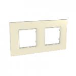 Двойна рамка Unica Quadro, Камък