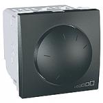 Димер за луминесцентни лампи 400 VA, 1 – 10 V, двумодулен, Графит