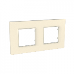 Двойна рамка Unica Quadro Перла, Перла