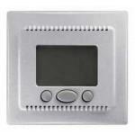Термостат с функция за комфорт 16 A - 230 V AC, Алуминий