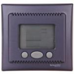 Термостат с функция за комфорт 16 A - 230 V AC, Графит