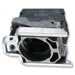 Светлинен блок с тяло и фиксирана втулка с вграден трансформатор, 1.2 VA – 6 V, 400 V AC, BA 9s