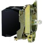 Светлинен блок с тяло и фиксирана втулка с вграден трансформатор, 1.2 VA – 6 V, 220-240 V AC, BA 9s, зелен