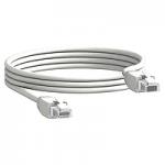 ULP кабелни аксесоари, 10 RJ45/RJ45 мъжки кабел L = 0.3 m