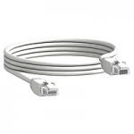 ULP кабелни аксесоари, 10 RJ45/RJ45 мъжки кабел L = 0.6 m