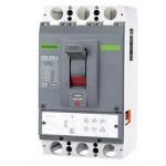 Автоматичен прекъсвач, лят корпус UPB, 85 kA, 400 A, 3P, Електронна защита - LTD, STD, INST