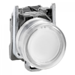 Пусков бутон (1 N/O) бял - ATEX