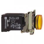 Контролна лампа 110 -120 V AC, оранжева