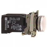 Контролна лампа 440 -460 V AC, бяла