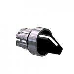 Черна стандартна дръжка, задържаща позиция, 2 позиции 90°