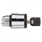 """Превключвател с ключ """"Ronis 313А"""" лява посока на отключване, 3 позиции +/- 45°"""