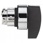 Черна превключваща глава, възвръщаема пружина до центъра, дълга дръжка 3 позиции +/- 45°