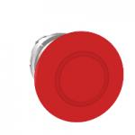"""Червена глава тип """"гъба"""" 40 Ø, натискане и издърпване"""