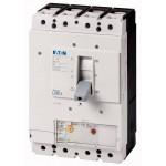 Molded case circuit-breaker LZMN3 4P, 50 kA, 400 A/250 A, Electronic