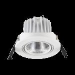 LEDSpotRA-HQ 7W-Dim-4000-40D-WH-CT
