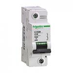 Miniature circuit breaker C120N, 1P, 80 A, D, 10 kA