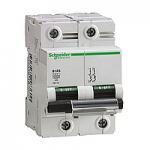 Miniature circuit breaker C120H, 2P, 100 A, D, 30kA