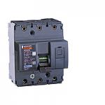 Miniature circuit breaker NG125N, 3P, 125 A, C, 25 kA